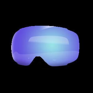 lens-blue